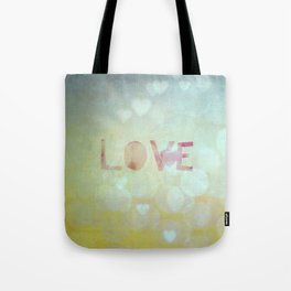 love. Tote Bag