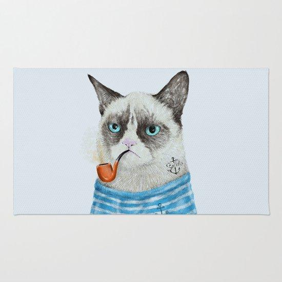 Sailor Cat I Rug