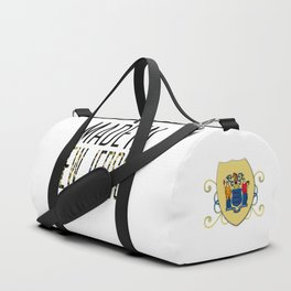Made In New Jersey Duffle Bag