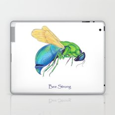 Bee Strong Laptop & iPad Skin