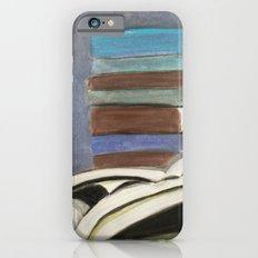 Books - Pastel Illustration iPhone 6s Slim Case