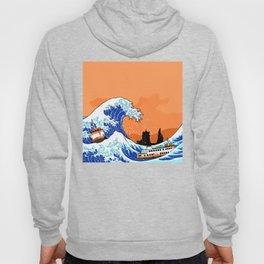 Big wave Lisbon Hoody