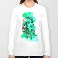 ellie goulding Long Sleeve T-shirts featuring Ellie by bexchalloner