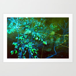 19 Art Print