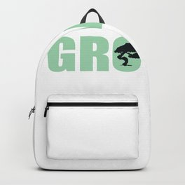 Growth Druid Magician Priest Roleplay RPG Backpack