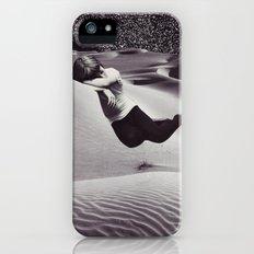 SNOOZE iPhone (5, 5s) Slim Case