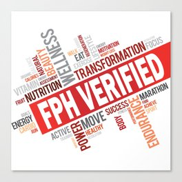 FPH Verified Canvas Print