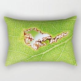 Aspen leaf 1 Rectangular Pillow