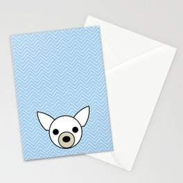 Pop Dog Chihuahua Stationery Cards