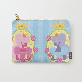 Princess Silhouette Carry-All Pouch