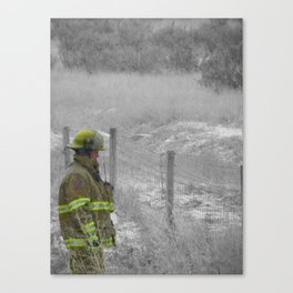 A Moment to Reflect Canvas Print