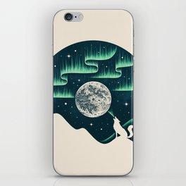 Arctic Tune iPhone Skin