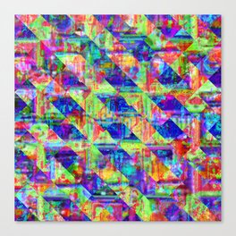 For when the segmentation resounds, abundantly. [extra, 04] Canvas Print