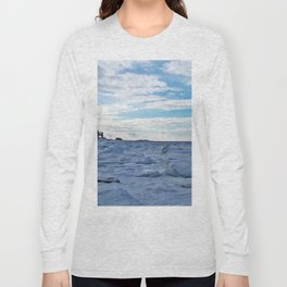 House by the Frozen Sea Long Sleeve T-shirt
