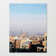 Brooklyn, New York Canvas Print
