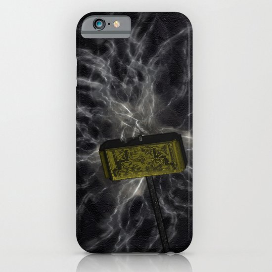 Hammer of the Gods iPhone & iPod Case