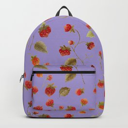 Strawberry Jammin Backpack