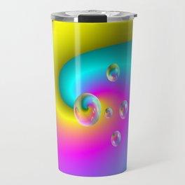 Paintballs Travel Mug