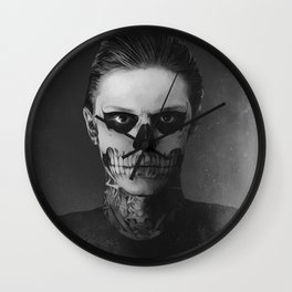 Evan Peters as Tate Langdon Wall Clock