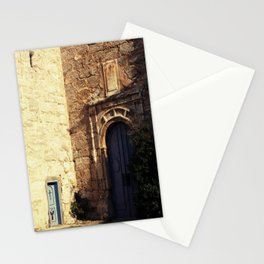 the second door Stationery Cards