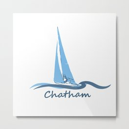 Chatham, Cape Cod Metal Print