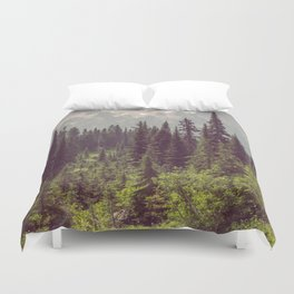 Faraway - Wilderness Nature Photography Duvet Cover