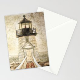 Brant Light Nantucket Stationery Cards