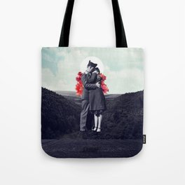 Hold My Breath Tote Bag