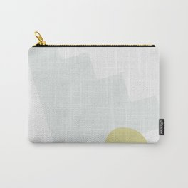 Shape Study #2 - Stairstep Carry-All Pouch