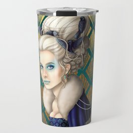 The Bluebird Renaissance Travel Mug