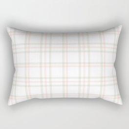 Cute Plaid 1 Rectangular Pillow
