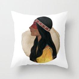 BTATO Native Throw Pillow