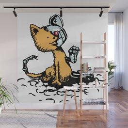 Catinator Wall Mural