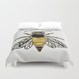 fly me to the moon. Duvet Cover