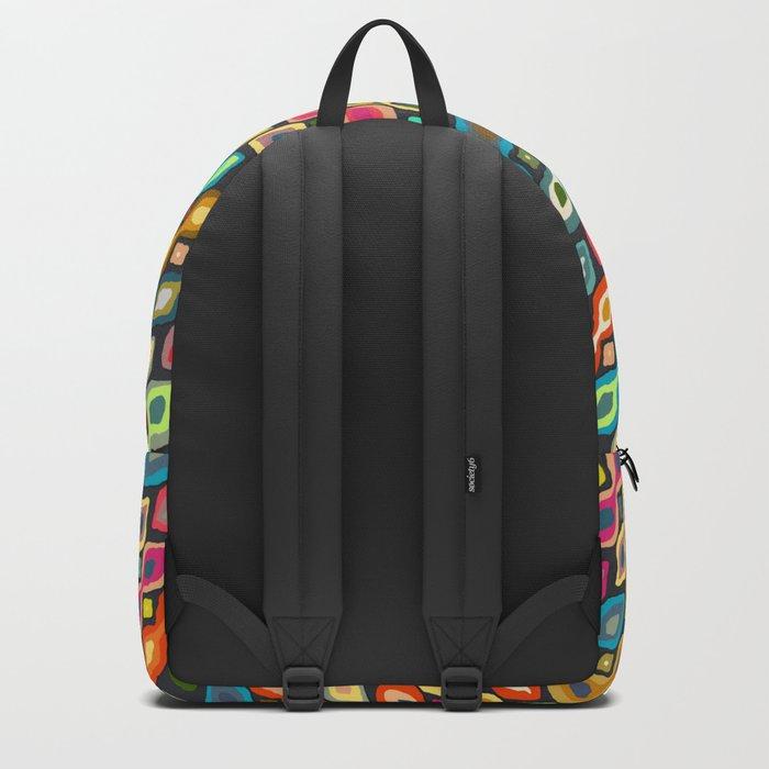 Varsha ikat pop Backpack