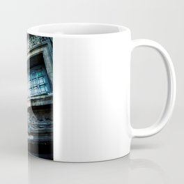 Windows and Faces in Montmarte Coffee Mug