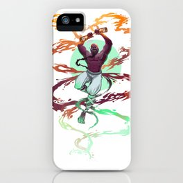 Genie in a Bottle iPhone Case