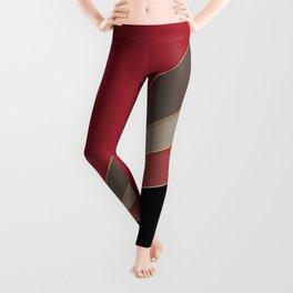 22 Abstract geometric pattern Leggings