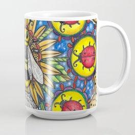 Lady Bee Coffee Mug