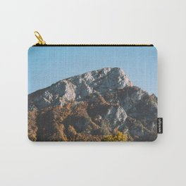 Mountains in the background XXV Carry-All Pouch