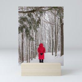 A Walk in the woods Mini Art Print