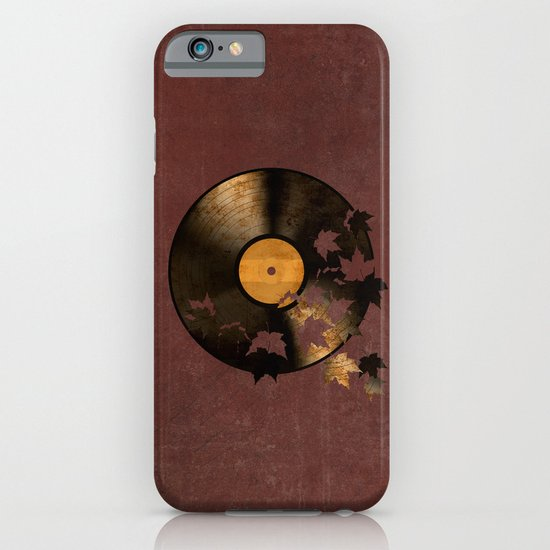 Autumn Song  iPhone & iPod Case