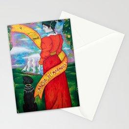 Ansia De Maravilla Stationery Cards