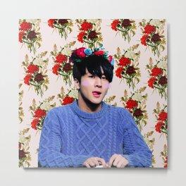 Flower Boy Ravi Metal Print
