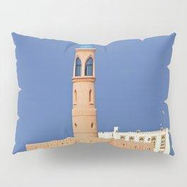 Oman Sur port Pillow Sham