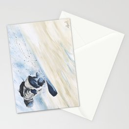'The Seasons Turn' Stationery Cards