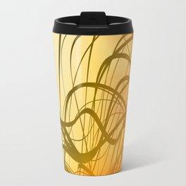 Sunset Flow Travel Mug