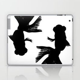 Zen Goldfish Laptop & iPad Skin
