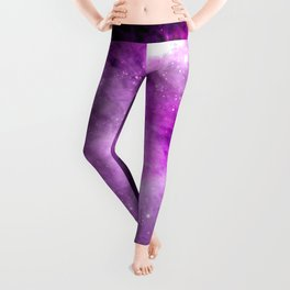 Space Nebula Leggings