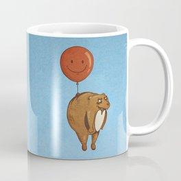 Float On, Bear, Float On Coffee Mug